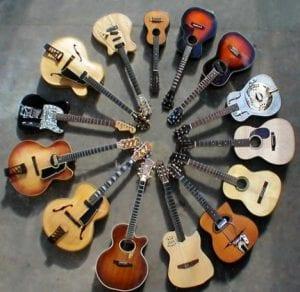 marcatura ce chitarre elettriche ed acustiche