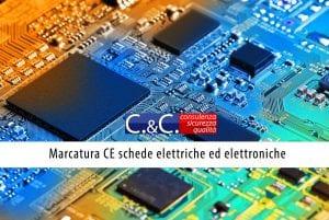 marcatura ce schede elettriche ed elettroniche