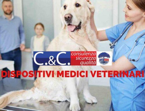 Marcatura CE o conformità dispositivi medici veterinari