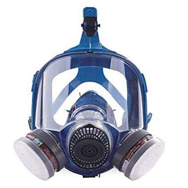 maschere gas