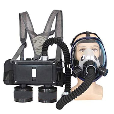 maschere respiratori