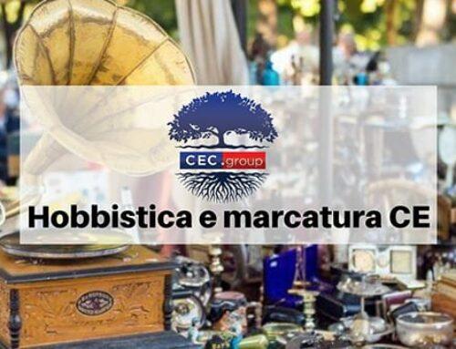 Hobbistica e marcatura CE