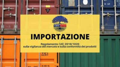 regolamento importazione 1020